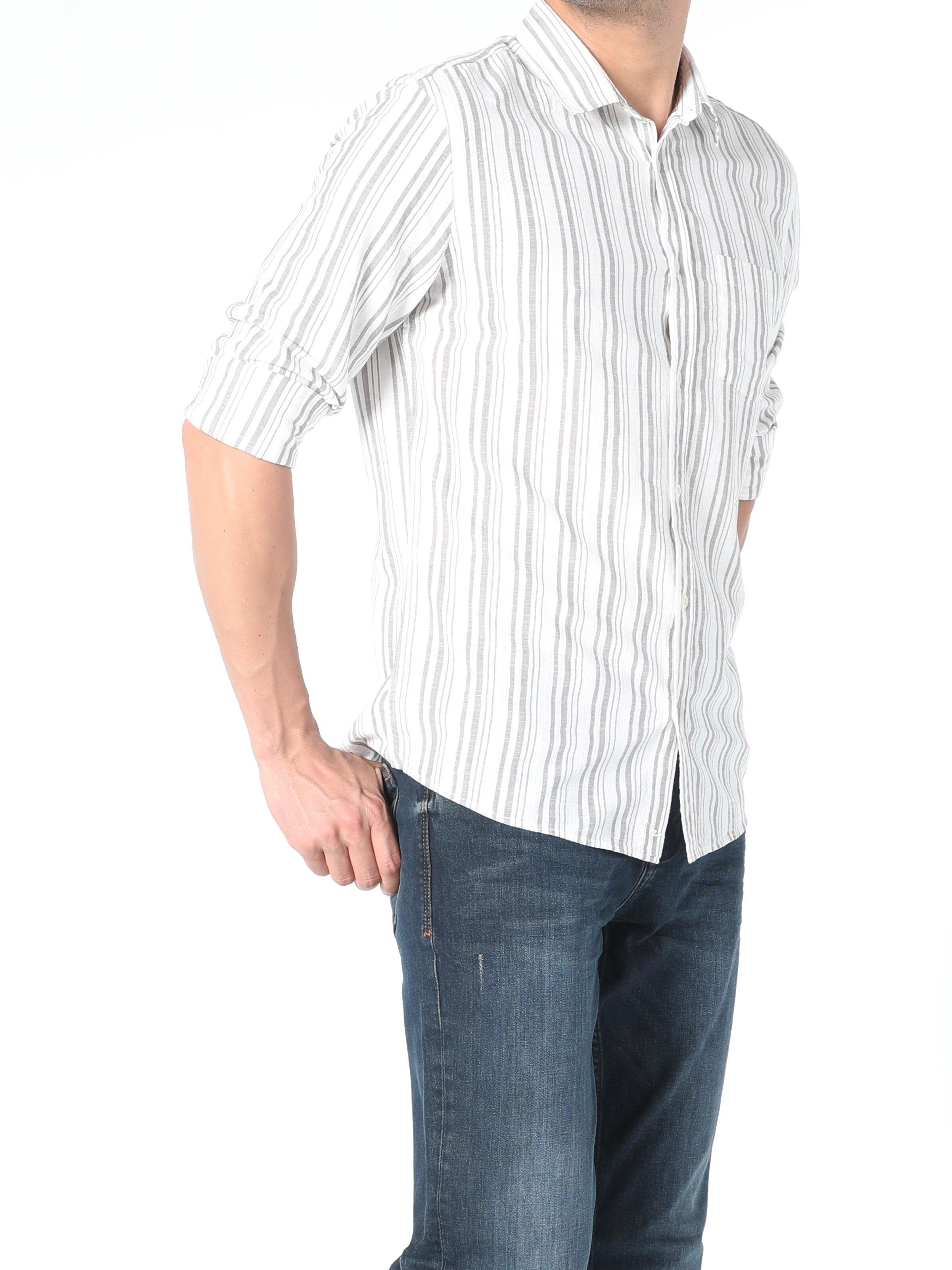 Показати інформацію про  чол. Сорочки з довгим рукавом