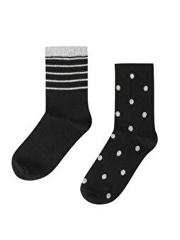 Зображення Чорний жін. Шкарпетки