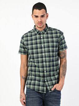 Зображення чоловіче сорочка з коротким рукавом