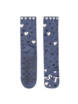 Зображення Блакитний жін. Шкарпетки