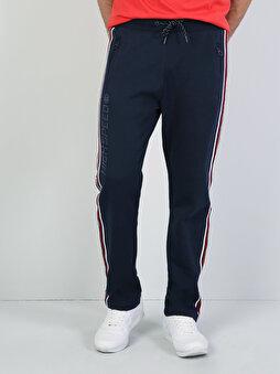 Зображення Синій чол. Спортивні брюки