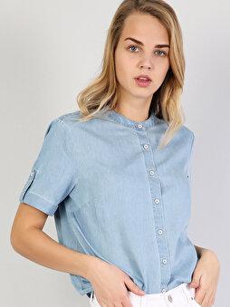 Зображення  жін. Сорочки з коротким рукавом