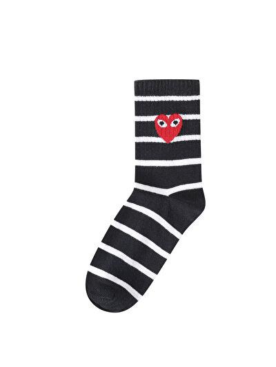 Зображення Синій жін. Шкарпетки