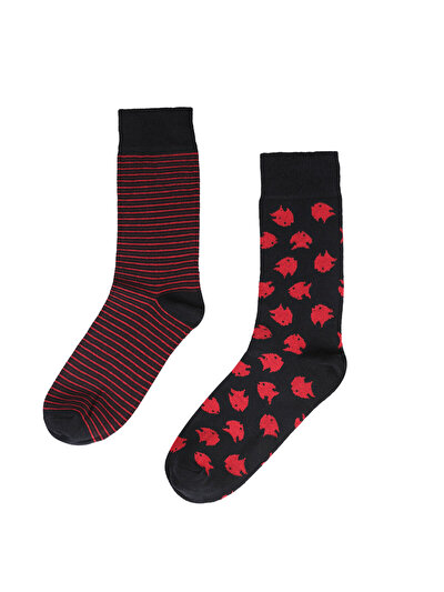 Зображення Мультіколор чол. Шкарпетки