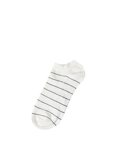Зображення Блідо-жовтий жін. Шкарпетки