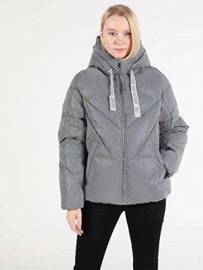 Зображення Сірий жін. Куртки