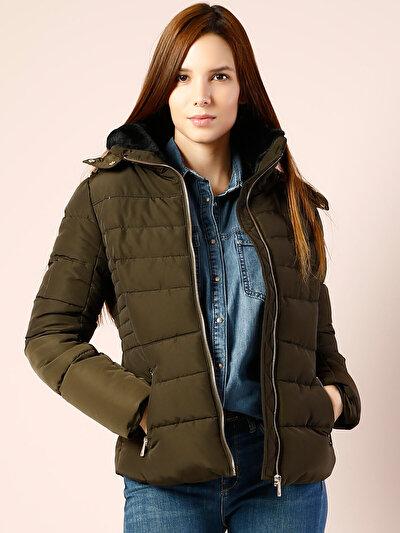 Зображення Хакі жін. Куртки