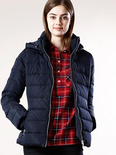 Зображення Синій жін. Куртки
