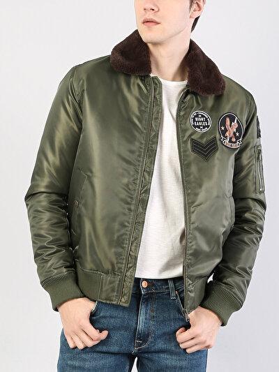 Зображення Зелений чол. Куртки