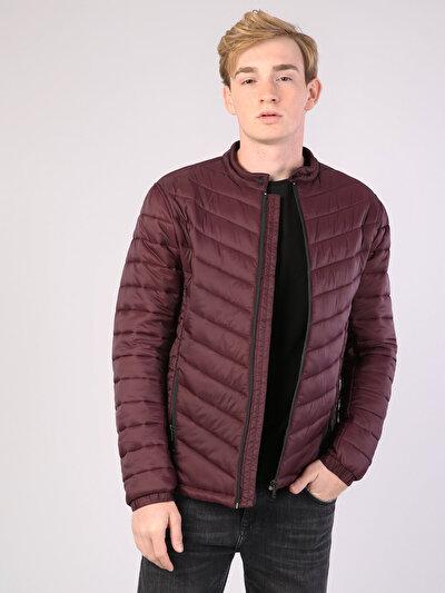 Зображення Бордовий чол. Куртки