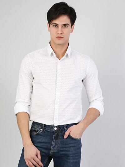 Зображення Білий чол. Сорочки з довгим рукавом