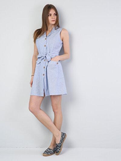 Зображення Блакитний жін. Сукні